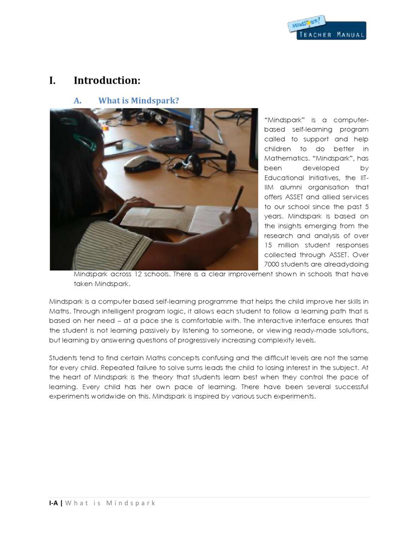 Teacher Manual for Mindspark by Anar Shukla - issuu