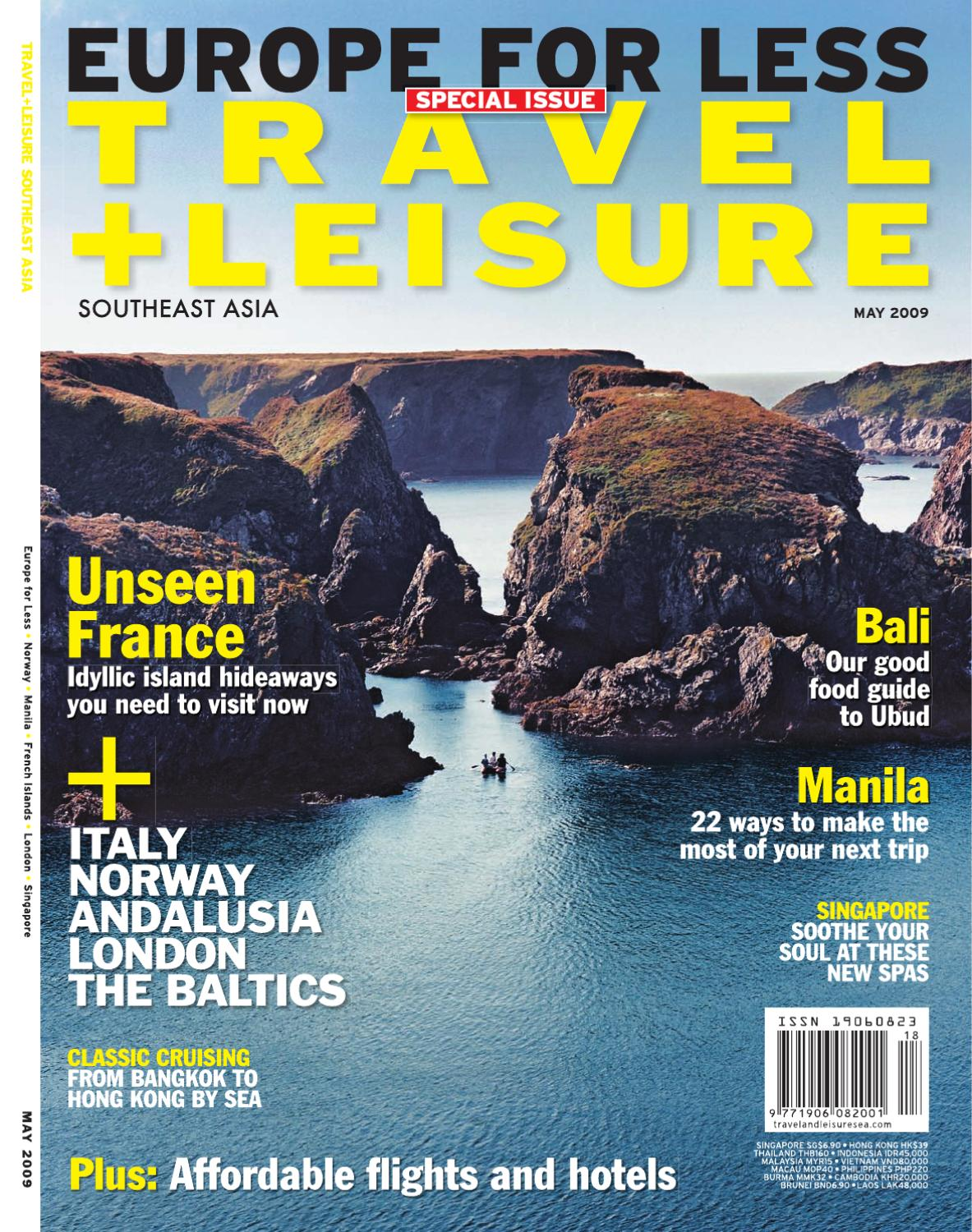 may 2009 by travel leisure southeast asia issuu