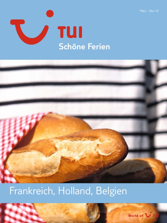TUI SfFrankreichHollandBelgien So10 by Wulf Seidel   issuu