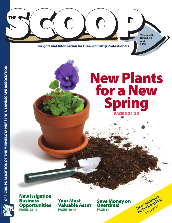 The scoop online april 2010 by minnesota nursery landscape the scoop online april 2010 by minnesota nursery landscape association issuu xflitez Images
