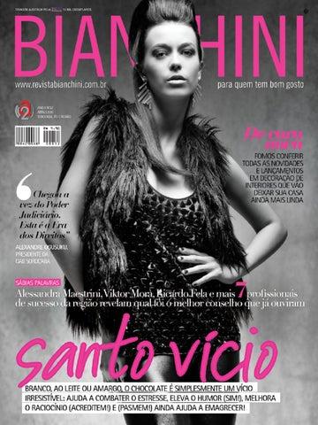 f7b337ec114d4 Revista Bianchini 2010 by A2 Comunica - issuu