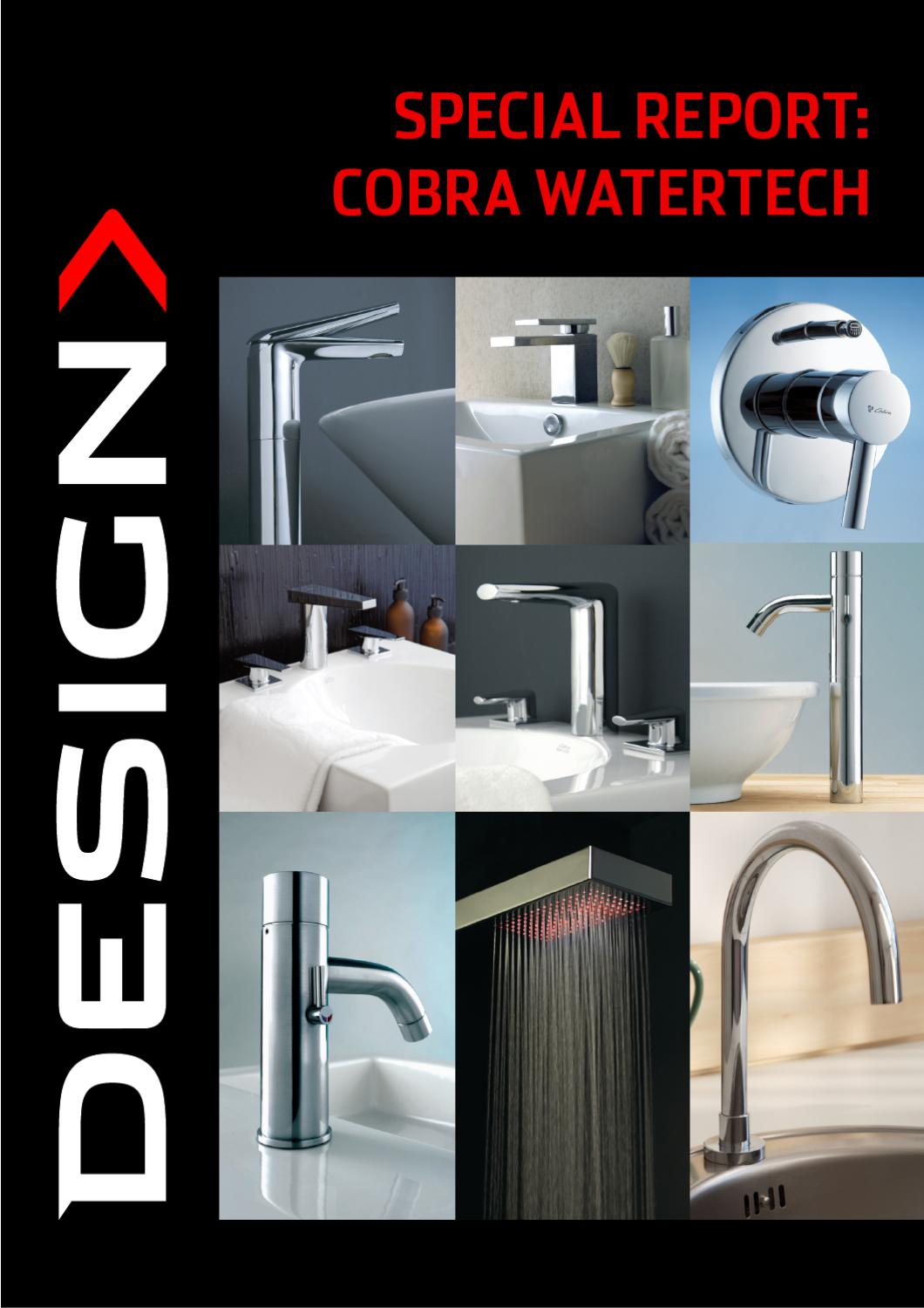 Cobra Watertech Special Report By Design Gt Issuu