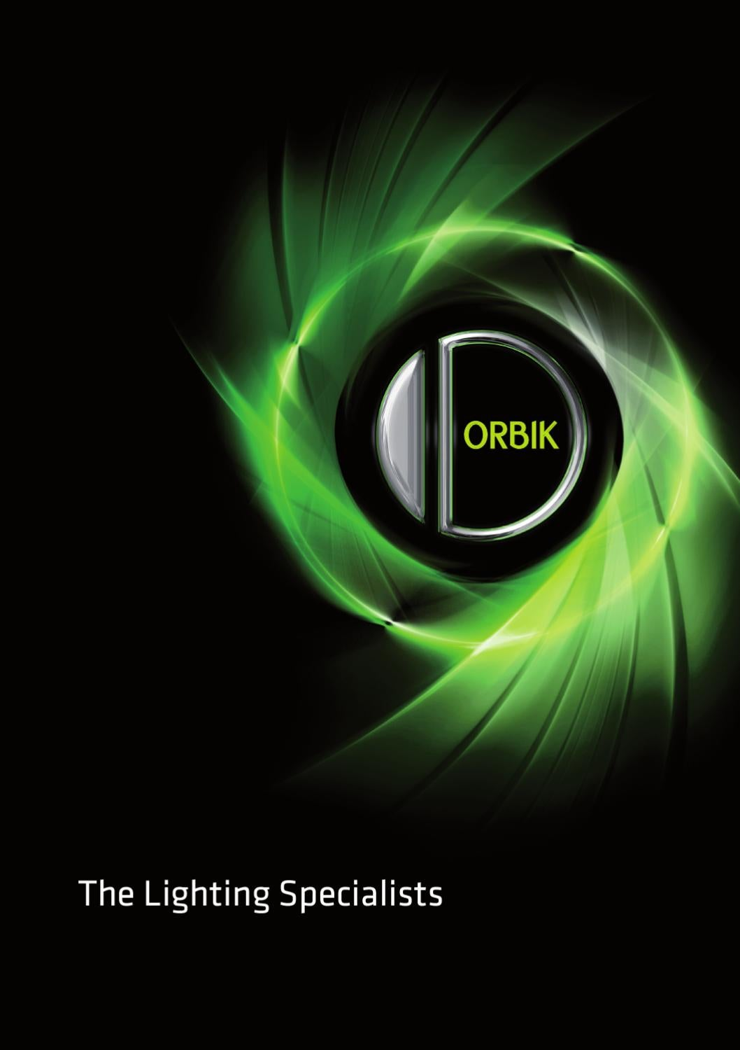 Orbik Product Catalogue By The Design