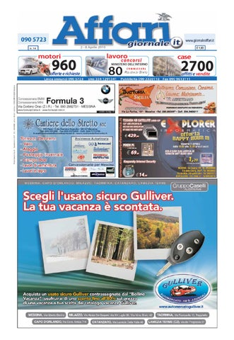 Giornale Affari 2 Aprile 2010 by Editoriale Affari Srl - issuu 931a2b37852