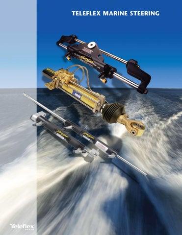 QTY 2 Teleflex 728994-1 728994 Yamaha Spacers 3//16 Seastar Teleflex Hyd Steering