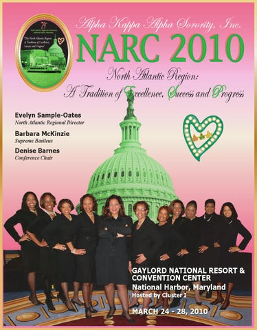 NARC 2010 Souvenir Journal By VXPRO Designs Issuu