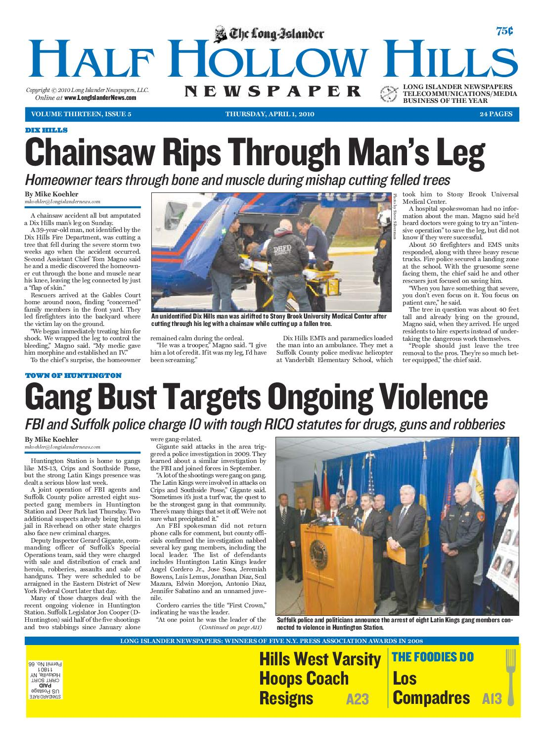 the half hollow hills newspaper by long islander newspapers issuu