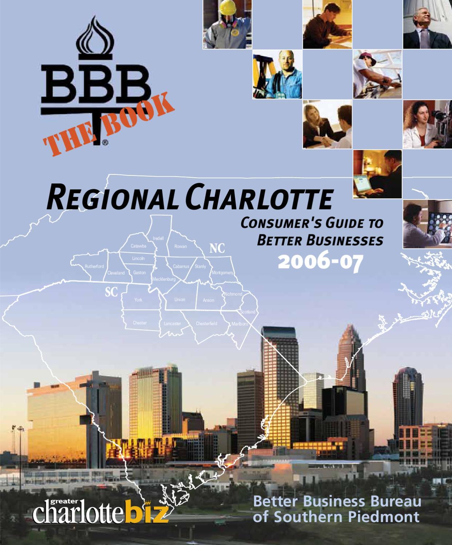 Exterior additions llc indian trail nc 28079 angies list - Better Business Bureau Directory 2006 07 By Clt Biz Charlotte Biz Greater Charlotte Biz Issuu