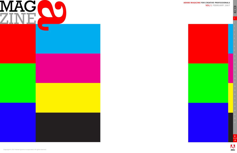 AdobeMag_Issue1_February_2007 by hugh smith - issuu