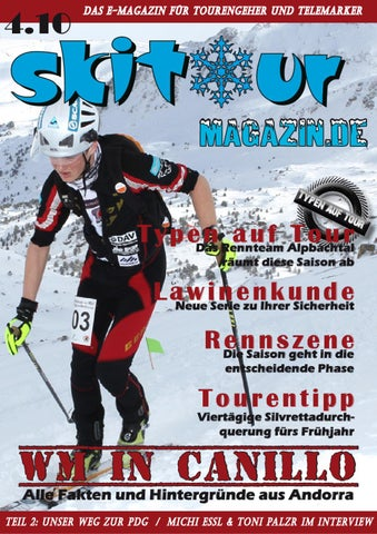 Beau Skitour Magazin 4.10 By Skitour Magazin   Issuu