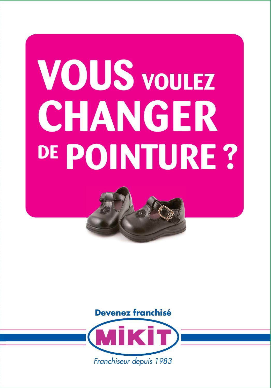 Plaquette pr sentation franchis by mikit issuu - Centre commercial porte de saint cloud ...