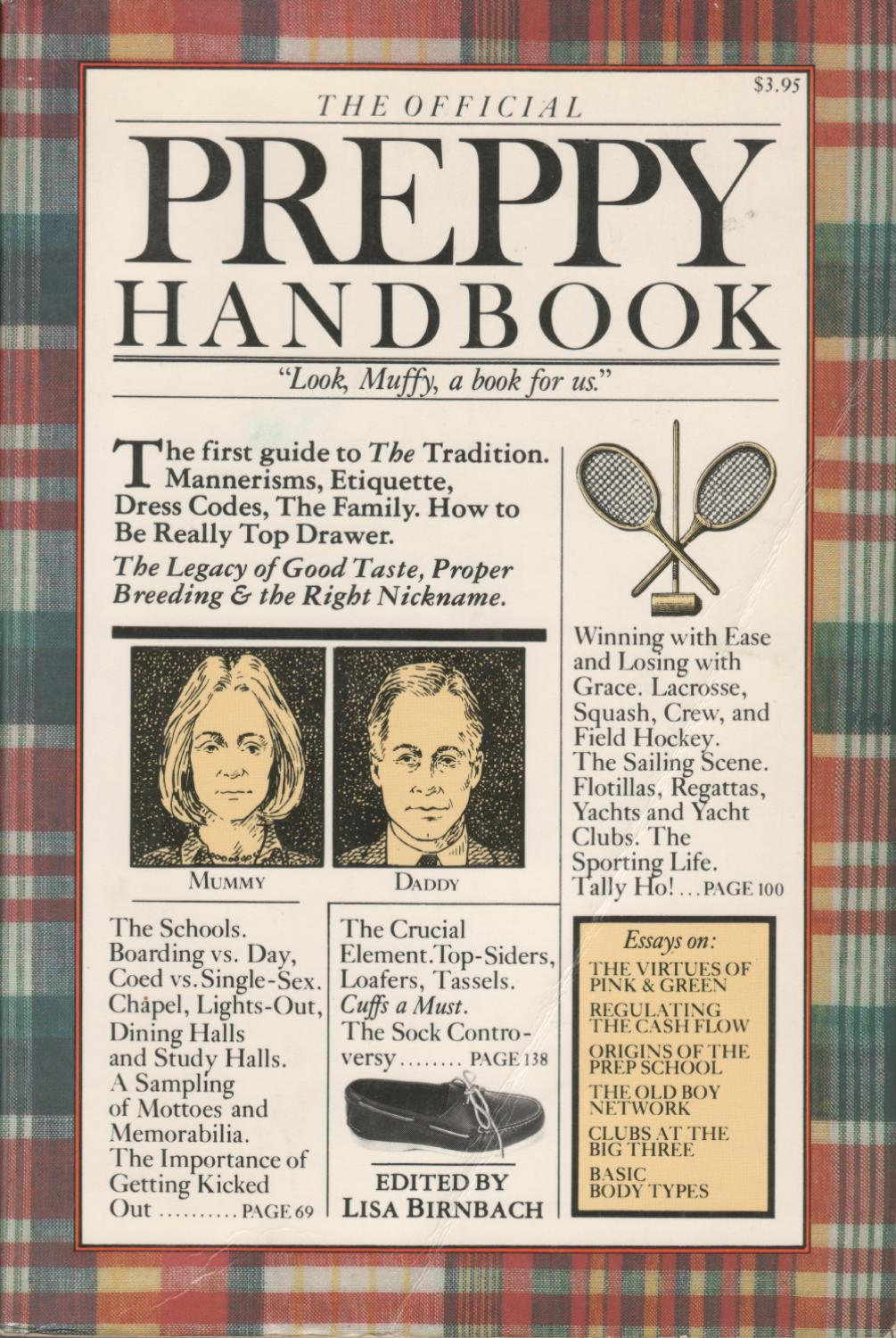 Image result for the official preppy handbook
