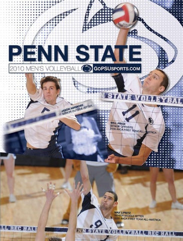 abebebabce473 2009-10 Penn State Men s Volleyball Media Guide by Penn State ...