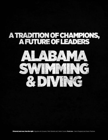 purchase cheap 6ccc5 91928 2009-10 Swimming   Diving Guide by Alabama Crimson Tide - issuu