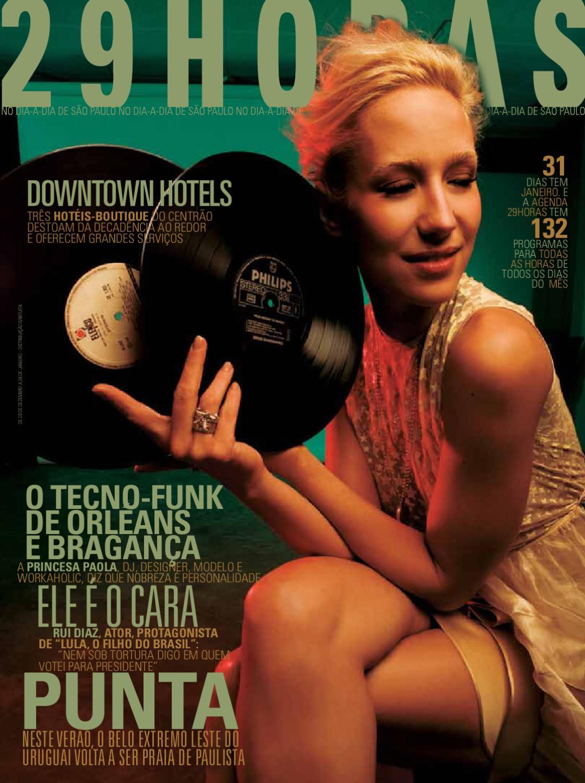 1900868f1 Revista 29HORAS - Ed.03 - janeiro 2010 - Capa 2 by 29HORAS - issuu
