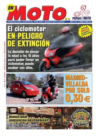 En Moto 32 By En Moto Tu Revista Gratuita De Motociclismo Issuu