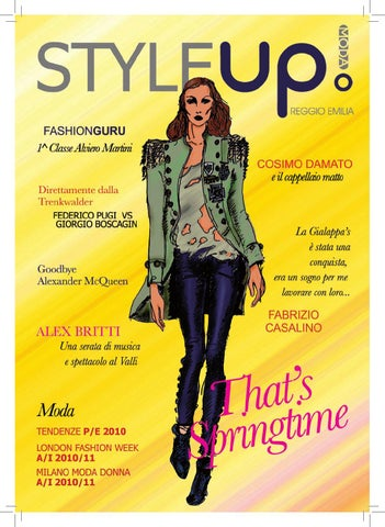 bdac6bdd76e2d STYLEup! moda Reggio Emilia by StyleUp! - issuu