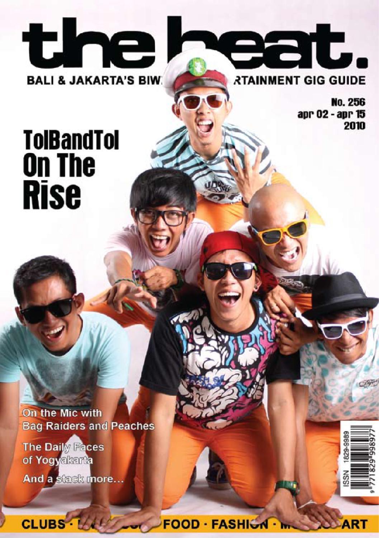 The Beat 256 By Bali Issuu Tendencies Tshirt Super Rock Putih S