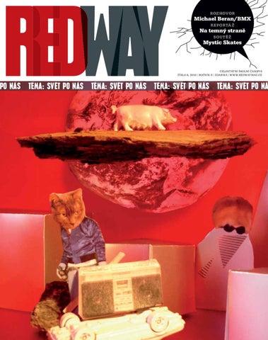 64e2c1ea84f4 RedWay 6 II. by RedWay magazine - issuu
