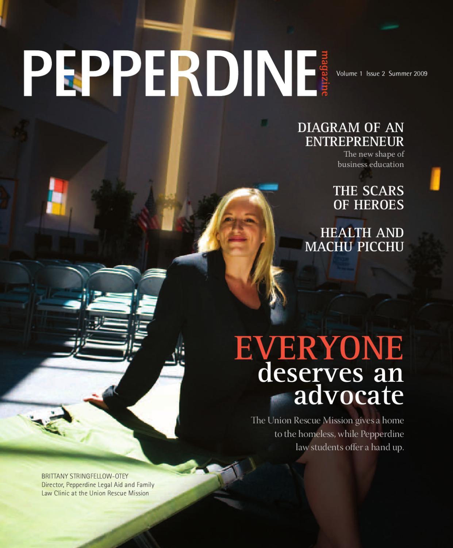 Pepperdine personal statement essay