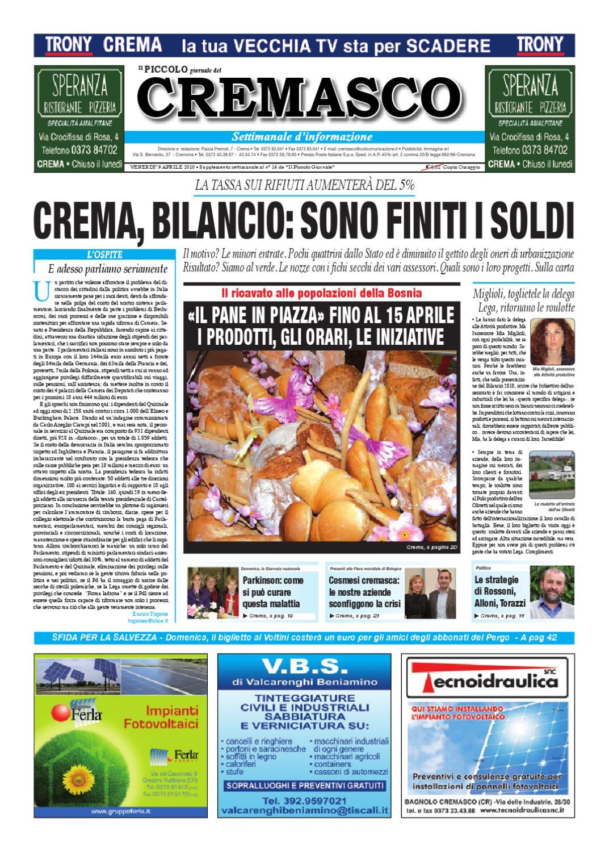 Il Cremasco By Promedia Promedia Issuu