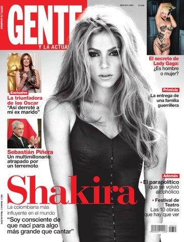 Revista Gente - Marzo 2010
