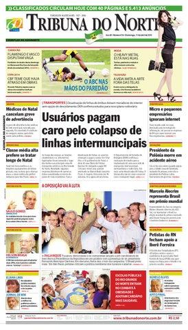 Tribuna do Norte - 11 04 2010 by Empresa Jornalística Tribuna do ... f52924e636