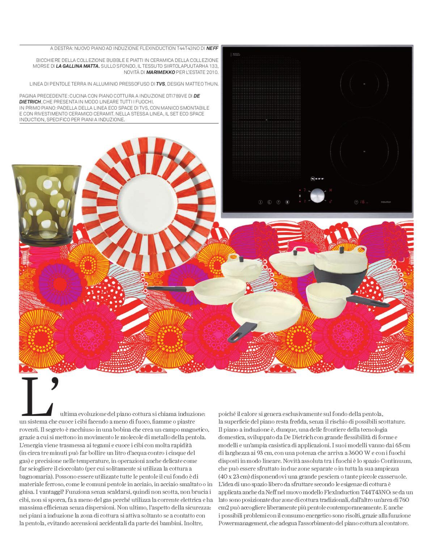 Piano Induzione Neff Flexinduction interni panorama magazine n.59 by interni magazine - issuu