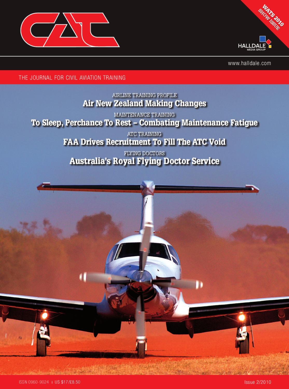 CAT Magazine - Issue 2/2010 by Halldale Media - issuu