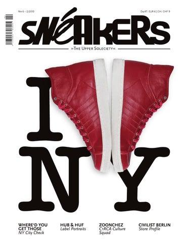 84d6cbd5448e Sneakers Magazine Issue 12 by Monday Publishing GmbH - issuu