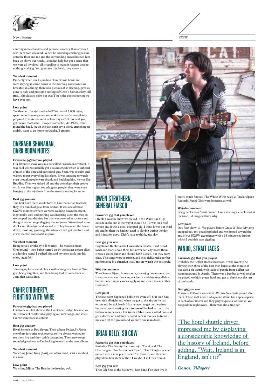 AU Magazine Issue 64