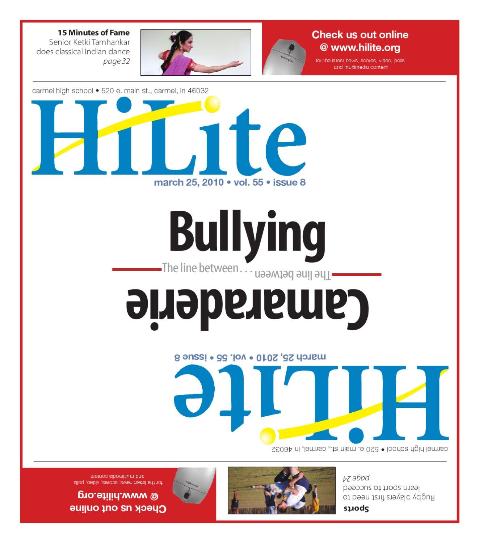 8106d0cf6 March 25, 2010 HiLite by HiLite News - issuu