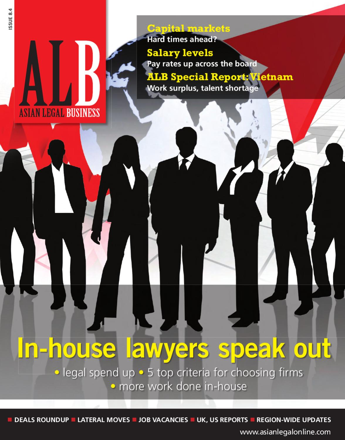 Asian Legal Business Apr 2008 by Key Media - issuu