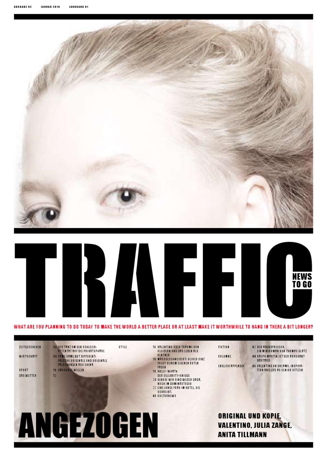 TRAFFIC News to go #2 by TRAFFIC News to go issuu