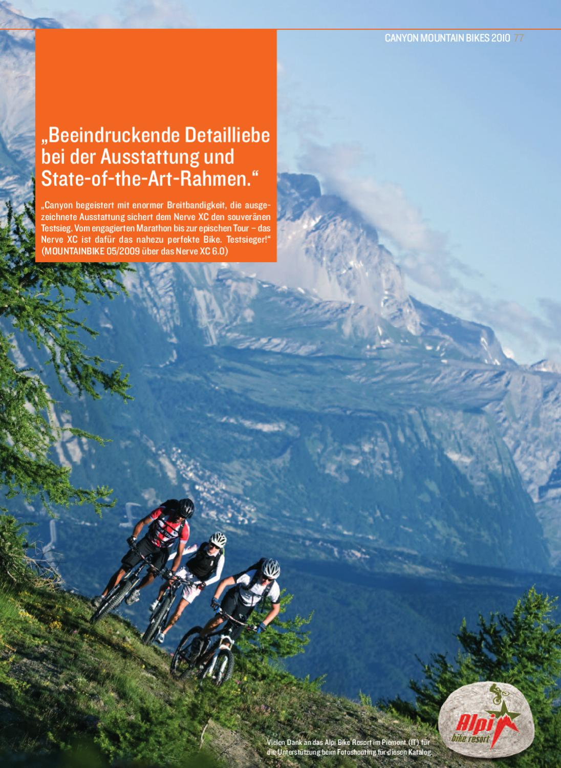 Canyon MTB Katalog 2010 by Canyon Bicycles GmbH - issuu