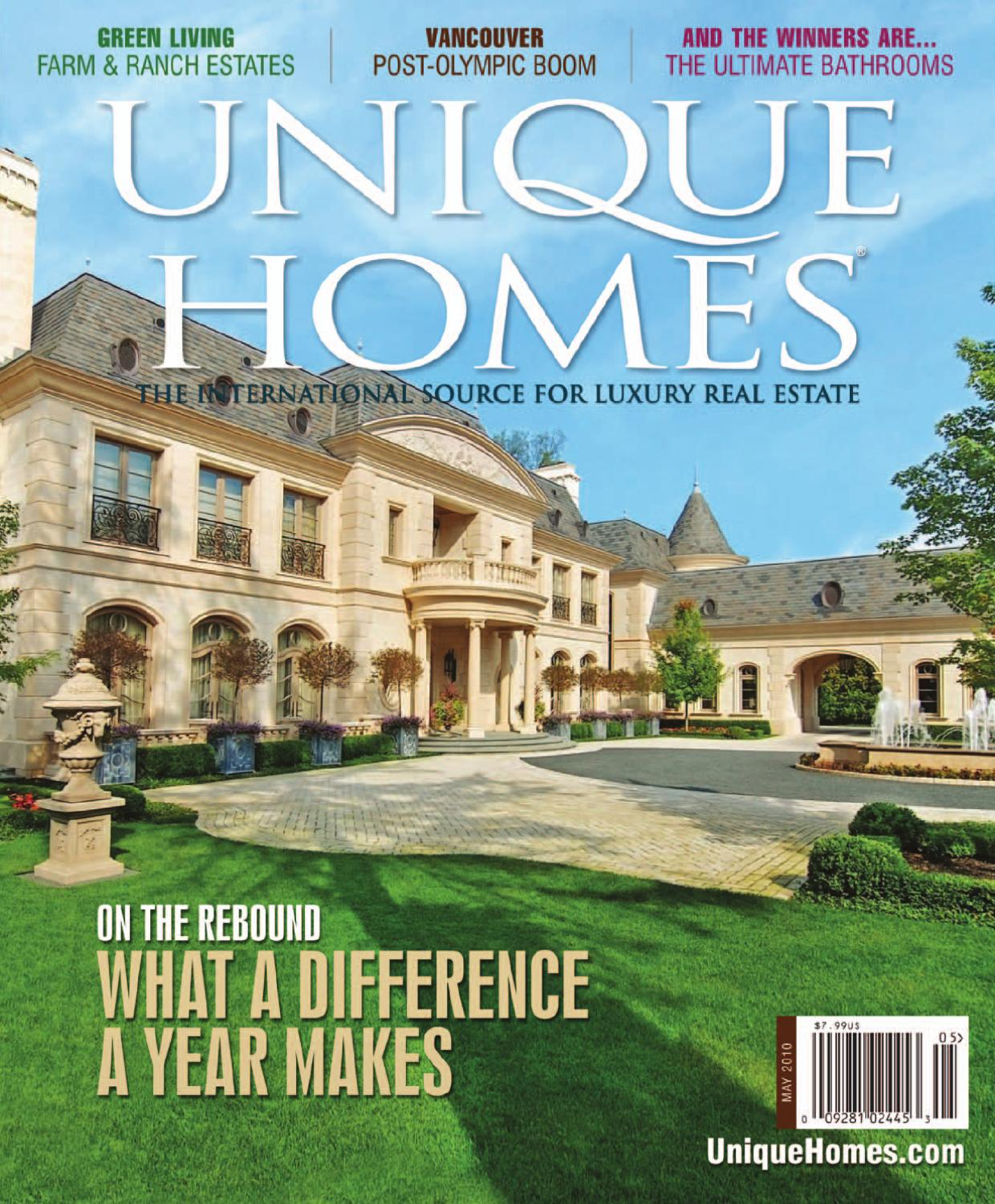 Unique homes by network communications inc issuu sciox Image collections