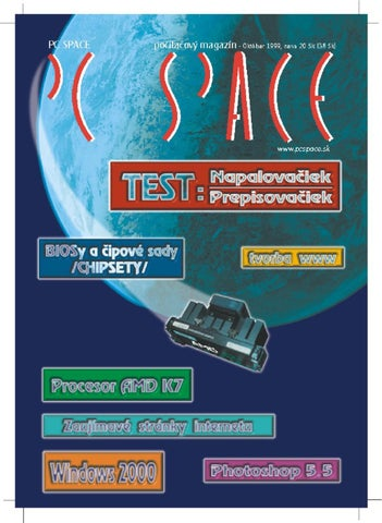 1999-01 by PC Space s.r.o. - issuu 3d4cf32a6eb