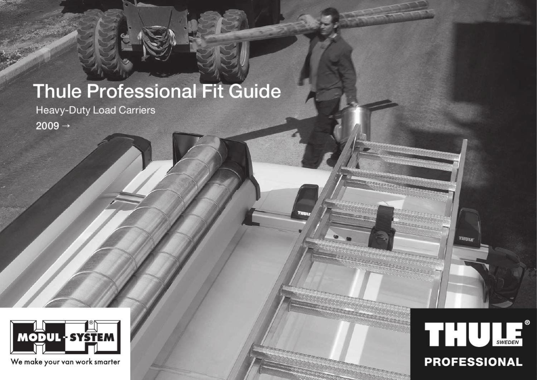 Thule 3047 Kit Fixpoint XT