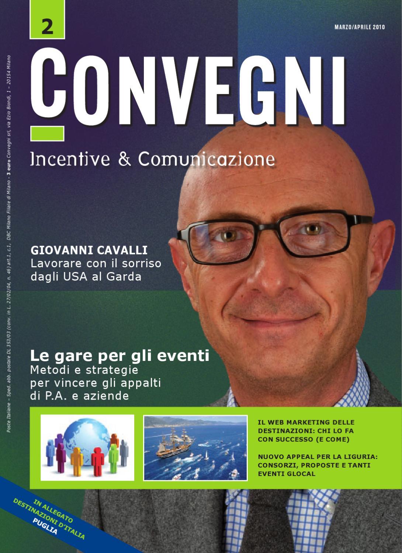 Convegni N°2 Marzo-Aprile 2010 by Convegni - issuu 7723f4e6796