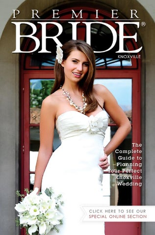 Premier Bride Knoxville Magazine 2010 By Jacob Marketing Inc