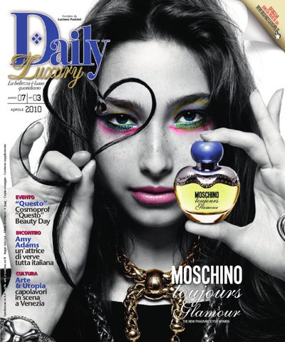 DAILY LUXURY • n.3 aprile 2010 by DAILY LUXURY - issuu 58ce2fabac0a