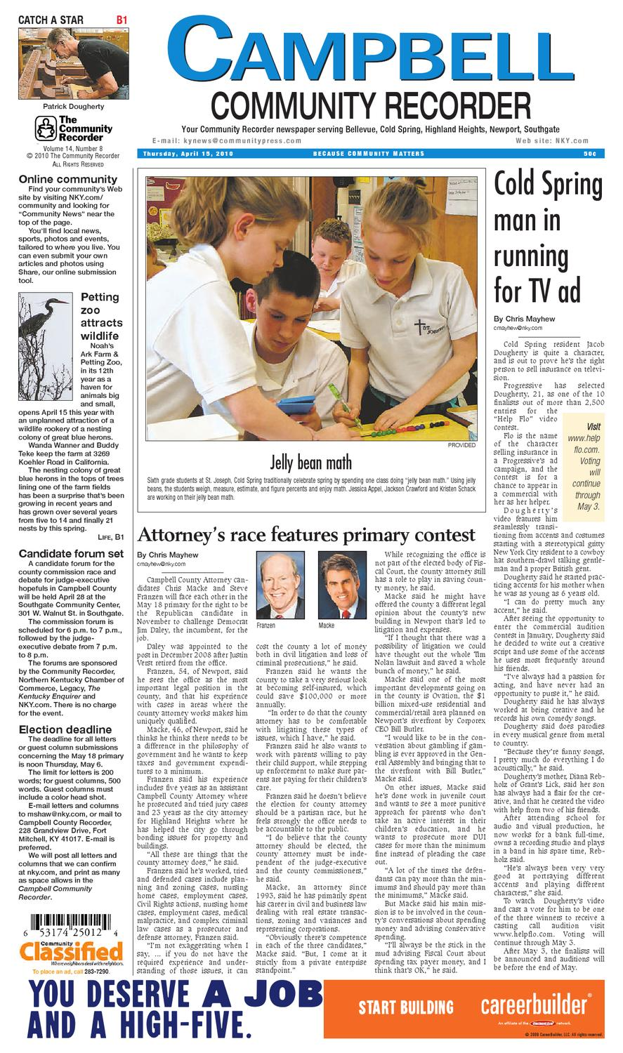 campbell-community-recorder-041510 by Enquirer Media - issuu 3af80ad7f90