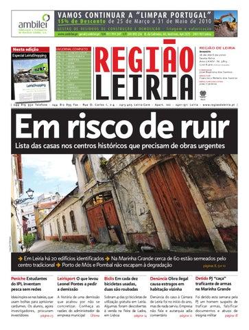 b2e5699b559 Região de Leiria de 16 de Abril de 2010 by Região de Leiria Jornal ...
