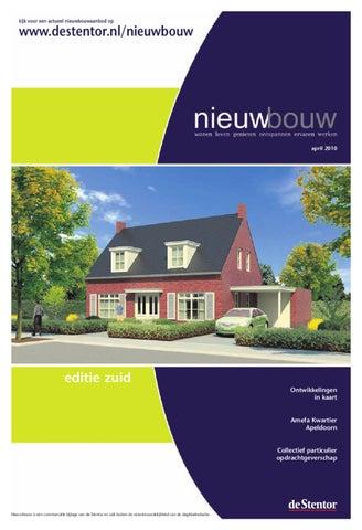 Nieuwbouw Bijlage Zuid April 2010 by de Stentor - issuu