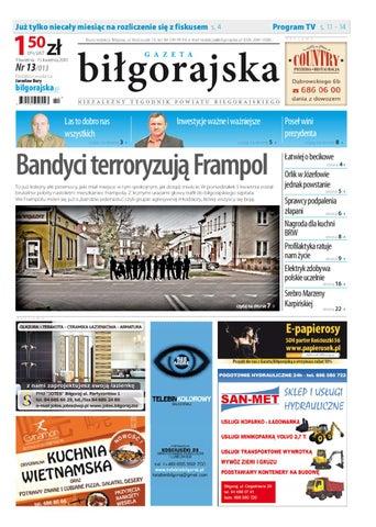 Gazeta Biłgorajska 13 063 By Damian Wolanin Issuu