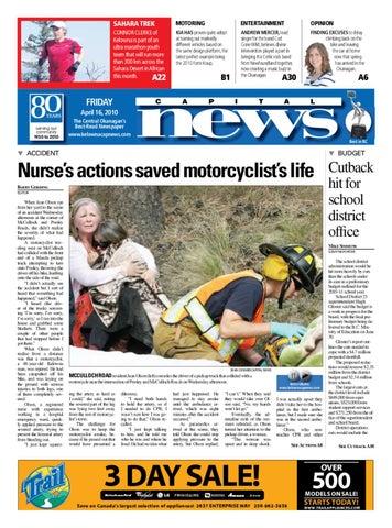 7c32683f3aa Kelowna Cap news 16 April 2010 by Kelowna CapitalNews - issuu