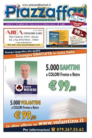 a6a3e149850b Piazzaffari n° 529 del 16 aprile 2010 by Marco Cau - issuu