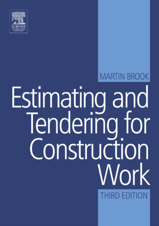 Estimating And Tendering By Pim Van Gerwen Issuu Kicker Cs 67 Wiring Diagram