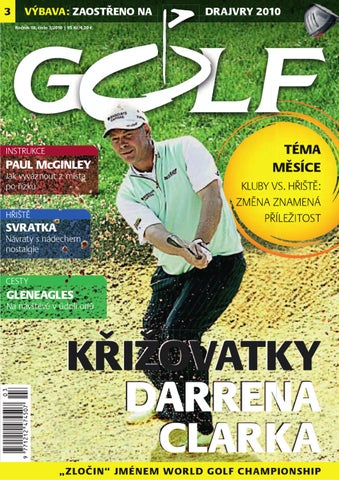 b7017749881 Časopis Golf 2010 3 by Golf Czech - issuu