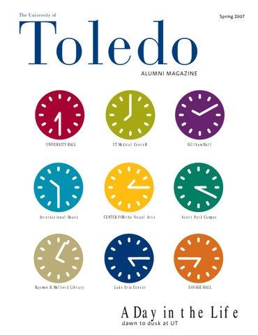 2007 Spring Edition by The University of Toledo Alumni Association